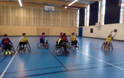 «Des ateliers pour sensibiliser les collégiens au handicap»