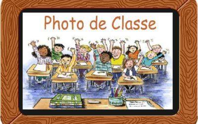 Photos de classes et individuelles