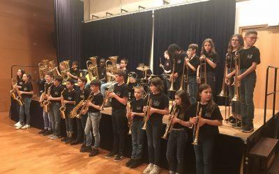 Classe orchestre 6ème – Remise des instruments